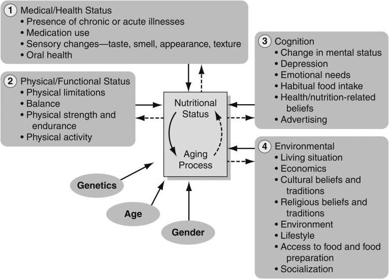 food and nutrition for older adults promoting health and wellness